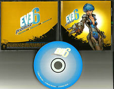 EVE 6 Promise w/ RARE CLEAN Version RARE YELLOW COVER PROMO DJ CD Single 2000