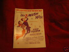 The Music Man Vocal Selections