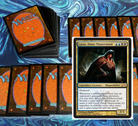 mtg BLUE BLACK DIMIR PIONEER DECK Magic the Gathering rares hostage taker gonti