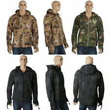 Unbranded Polyester Military Coats & Jackets for Men