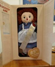 Raggedy Ann Collectible 85th Birthday Edition