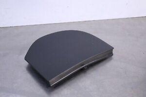 2009 SKODA FABIA MK2 DRIVER SIDE DASHBOARD END COVER TRIM BLACK 5J0857504 (F4)