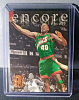 1995-96 Shawn Kemp Fleer Ultra #320 Encore Basketball Card