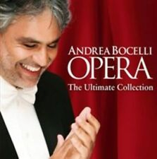 BOCELLI ANDREA - Opera: The Ultimate Collection New Sealed