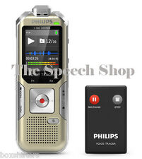 Philips DVT6500 4GB Digital VoiceTracer ***FREE DELIVERY***BRAND NEW IN BOX***