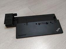 Lenovo Thinkpad Basic Dock Type 40A0 USB 3.0 X240 X250 T450s T440 T450 L450