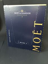 6x Moet Chandon Nectar Imperial Champagner Flasche 0,75l 12% Vol. Kiste