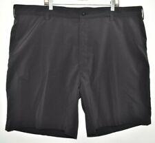 Reebok Golf Shorts Mens Stretch Size 50 Black Meas. 48 x 9 Big Tall