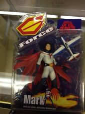 BATTLE OF THE PLANETS G FORCE SERIES 1 MARK WITH SEA PLANE AND SONIC BOOMERANG