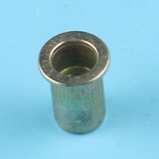 Flat Headed Blind Rivet Nut M6 For BMW E60 E60N E61 E61N E63 E64 #17117571134