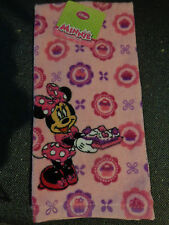 Disney Towels - Minnie Mouse Cupcake New with Tags