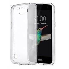 Funda Silicona para LG K4 Carcasa Transparente TPU s301