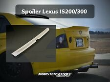 Spoiler for Lexus IS200/300 (Toyota Altezza)