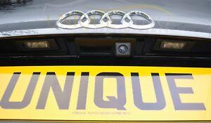 Direct Fit Rear Reversing Reverse Parking Camera Audi A4 A5 S5 Q5 B8 C7 2008-