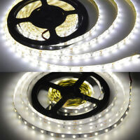 EK 5M Nature White SMD 5630 300 LED Flexible Light Strips Tape Waterproof 4000K