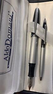 Fountain Pen Gift Set Aldo Domani