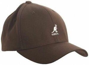 100% Authentic Mens KANGOL Baseball Cap Wool Blend 8650BC Sizes S/M L/XL XXL