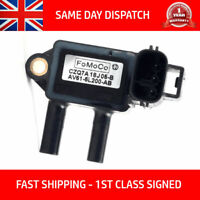FITS FORD 1.6 2.0 2.2 TDCI PARTICULATE EXHAUST DPF DIFFERENTIAL PRESSURE SENSOR