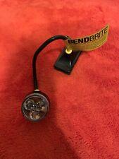 Nebo 5423 Bendbrite Hands Free Flex Light with Magnetic Clip LED white red New