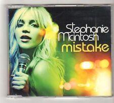 (FZ889) Stephanie Mcintosh, Mistake - 2007 DJ CD