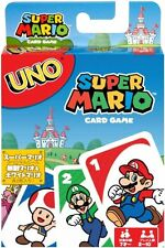 NINTENDO / Mario Uno / Super Mario Bros. / Playing Cards / Rare
