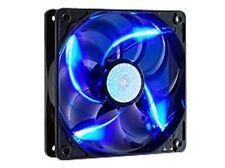 CoolerMaster SickleFlow 120mm silencieuse led bleu pc case cooling fan