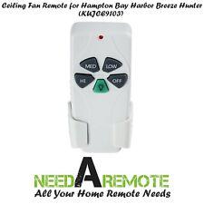 For Ceiling Fan Wireless Remote Control Model CHQ8BT7030T CHQ7030T