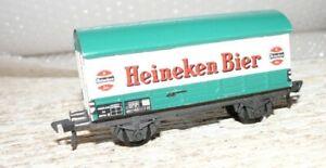 G21 Fleischmann 5026  Kühlwagen  Heineken  Bier NS