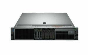 New Dell PowerEdge R840 2U Server 4x 24C Gold 6252 2.1Ghz 1TB 6 x 1.92TB MU