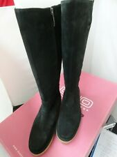 BNIB DUO suede leather BOOTS Size 3