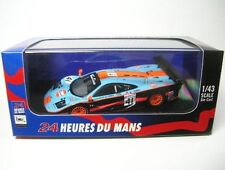 McLaren F1 GTR Gulf No. 41 2nd LeMans 1997