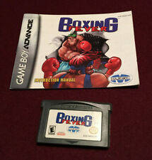 Boxing Fever (Nintendo Gameboy Boy Advance GBA)