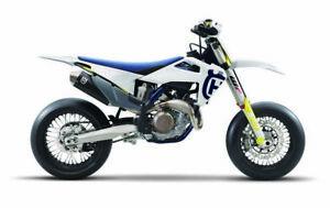 New Ray 1:12 Husqvarna FS 450 Toy Model Supermoto motorbike dirt bike Kids Gifts