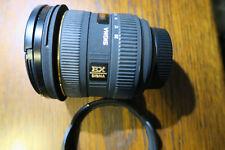 SIGMA EX 10-20 mm f/4-5.6 Hsm Dc Lente Per Nikon