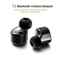 Mini TWS Twins Wireless Bluetooth Stereo Headset In-Ear Earphones Earbuds US