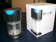 New 2021 Air Care 2 Go Compact Portable Air Purifier Humidifier w/Aromatherapy+