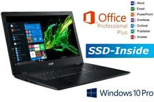 "NOTEBOOK ACER A317 DC - BIS 2000GB SSD - 17.3"" WXGA - WINDOWS 10 PRO - OFFICE"