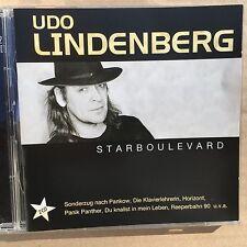 Udo Lindenberg - Starboulevard - DoCD