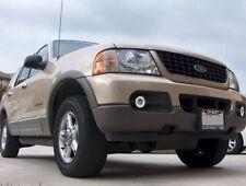2001 2002 2003 Ford Explorer Sport Halo Fog Lamps Angel Eye Driving Lights  Kit
