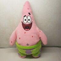 Nickelodeon Spongebob Squarepants Patrick Lamboa Plush Soft Stuffed Doll Toy 12""