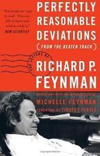 Perfectly Reasonable Deviations from the Beaten Track, Feynman, Richard P., Good