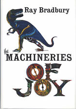 The Machineries of Joy by Ray Bradbury - Signed Limited HC from PS Publishing