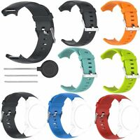 Sport Silicone Strap Band Tool for Garmin Approach S3 Touchscreen Golf GPS Watch