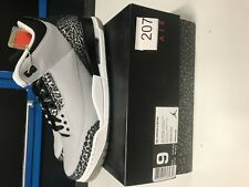 Nike Air Jordan 3 III Wolf Grey Deadstock BNIB UK 8