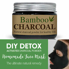 Activated Charcoal Face Mask Facial Skin Peel Off Cleansing Blackhead Removal