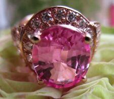 Ringe mit Edelsteinen echten natürliche runde Saphir