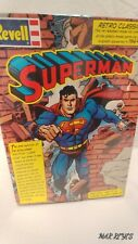 "DC's ""SUPERMAN The Man of Steel 1/8 scale Retro Classic model kit by REVELL"