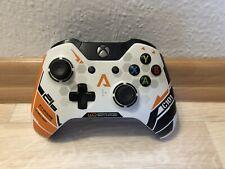 Microsoft Xbox One Wireless Controller Titanfall Weiß Orange vom Händler