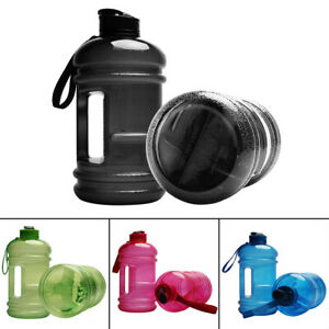 New 2.2L Big Large BPA Free Sport Gym Training Drink Water Camping Bottle Kettle