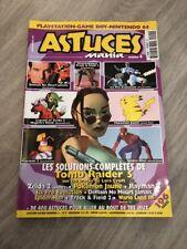 Astuce Mania Numero 4 Magazine Jeux Video PlayStation Game Boy Nintendo 64 Zelda